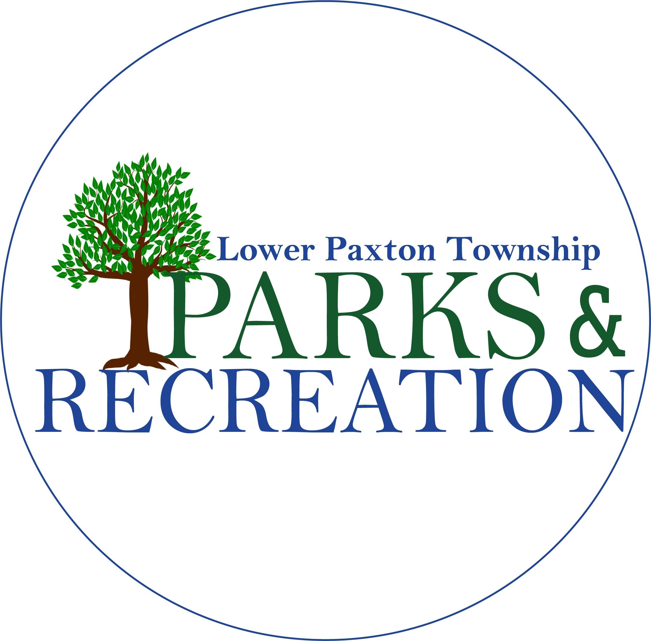 Parks and Recreation Circle Logo 2021