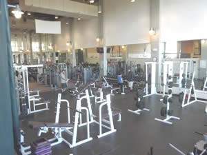 Fitness Center Gym Equipment